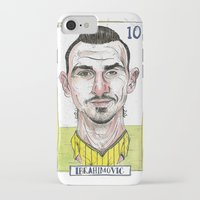 zlatan iPhone & iPod Cases featuring ZLATAN by BANDY