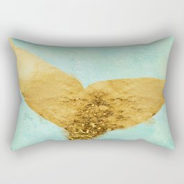 A Mermaid's Tail II Rectangular Pillow