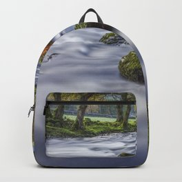 Autumn River Backpack