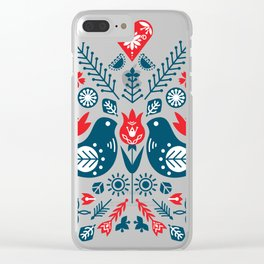 Hygge Clear iPhone Case