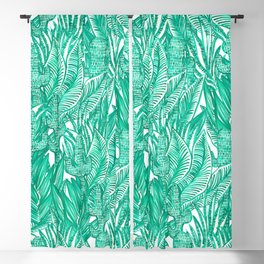 Cactus Jungle Blackout Curtain