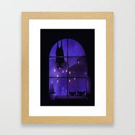 Dream Watchers Framed Art Print