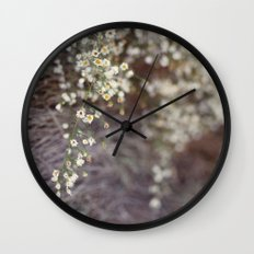 In Autumn Wall Clock