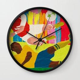 Deciding Game. Wall Clock