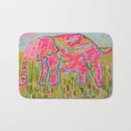 Jelly Bean The Elephant Bath Mat