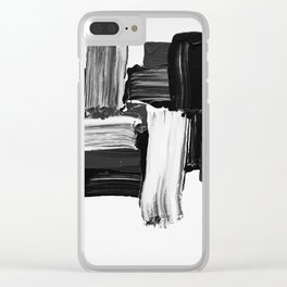 Art Nr 204 Clear iPhone Case