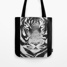 Be a Tiger Tote Bag
