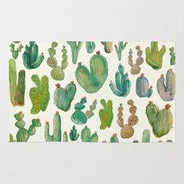 cactus collab Rug