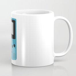 Gameboy Colour Blue Coffee Mug