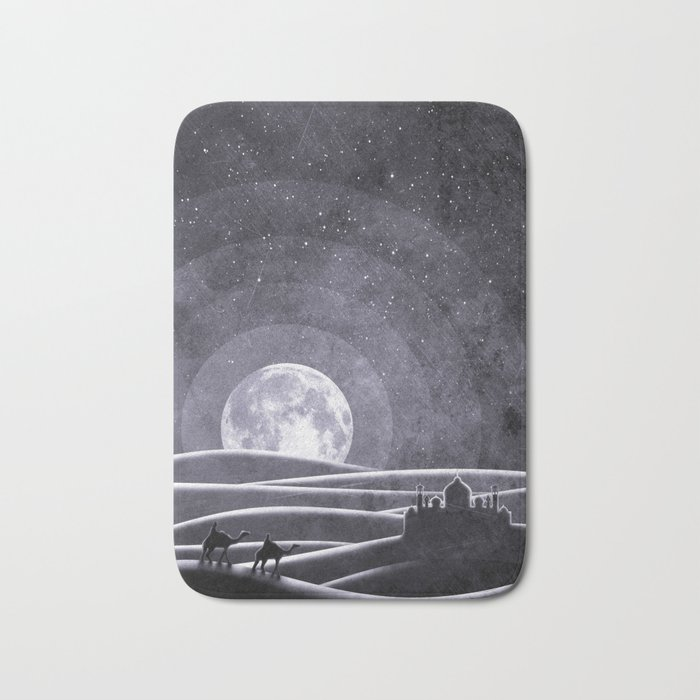 Desert Night Bath Mat