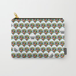 Moo Moo Print Carry-All Pouch