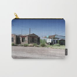 Somewhere on the Old Pecos Highway #7 Carry-All Pouch