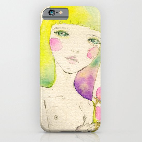 Dear. Spring iPhone & iPod Case