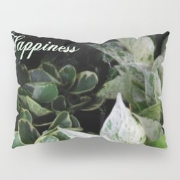 Happiness Pillow Sham