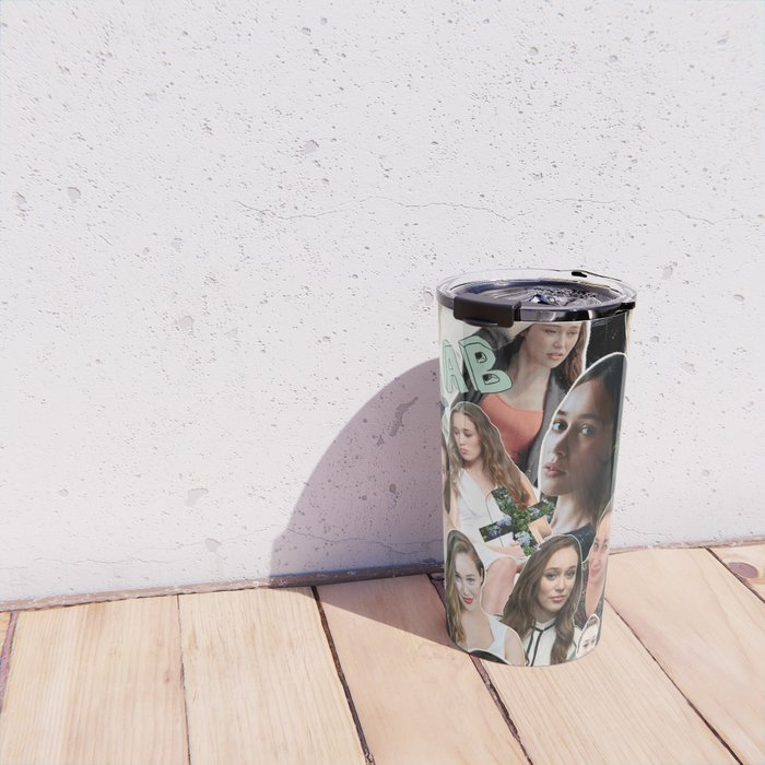 Alycia Debnam Carey Travel Mug