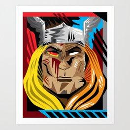 xTHORx Art Print
