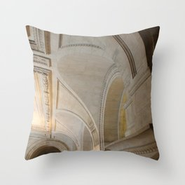 Greatness Throw Pillow