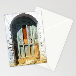 """Old Door"" / Porte Vintage / by WHITEECO Ecologic design Stationery Cards"