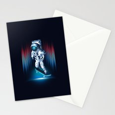 Space Skater Stationery Cards