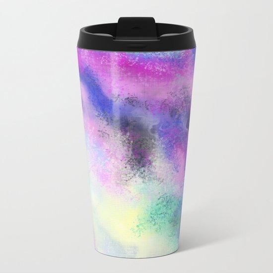 All kinds of texture Metal Travel Mug