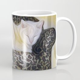 """Cat Nap"" Coffee Mug"