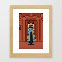 EP5 : Lando Framed Art Print