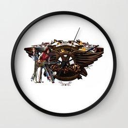 Aero smith Wall Clock