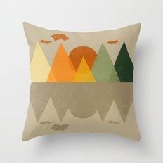 Textures/Abstract 104 Throw Pillow