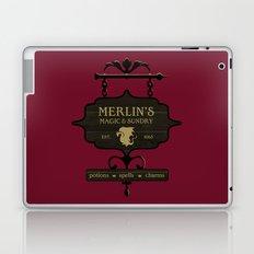 Camelot's One Stop Magic Shoppe Laptop & iPad Skin