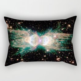 Colorful Nebula : Ant Nebula Rectangular Pillow