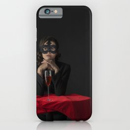 Before the answer iPhone Case