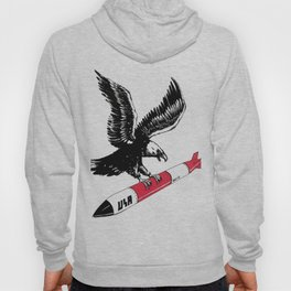 USA Eagle Bomber Hoody
