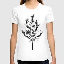 Fluid Bloom T-shirt