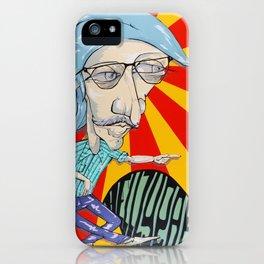 Hells Yea Boii iPhone Case
