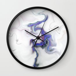 Beautifully Toxic Wall Clock