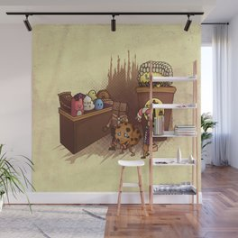 Just Desserts Wall Mural