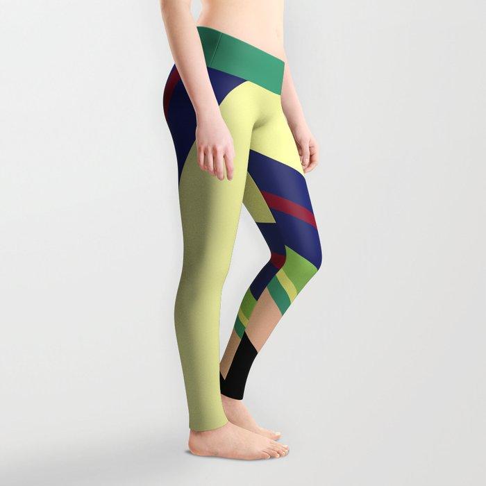 Mulan Leggings