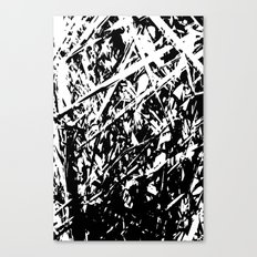 Dense forest Canvas Print