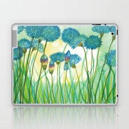 May your cornflowers never fade Laptop & iPad Skin