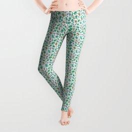 Matisse Paper Cuts // Jungle Leaves Leggings