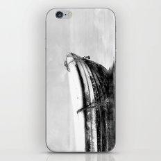 The boat b/w iPhone & iPod Skin