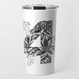 Azalea Four Travel Mug