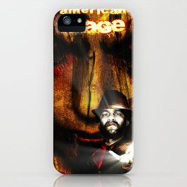 American Mage Cover  iPhone Case
