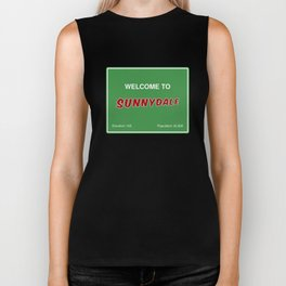 Welcome to Sunnydale Biker Tank