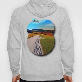 The legend of the tarmac worms goes on Hoody