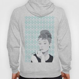 What a Lady - Audrey Hepburn Hoody