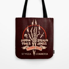 WIZARD CLUB Tote Bag