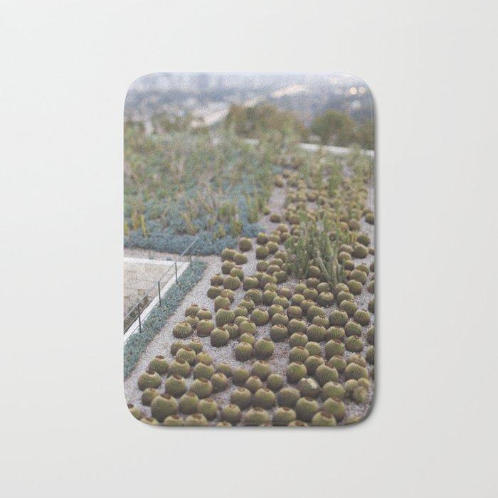 Cactus of Los Angeles Bath Mat
