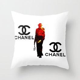 Fashion Vintage Throw Pillow
