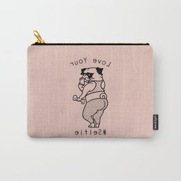 Love Your Selfie Carry-All Pouch